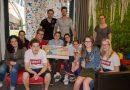 Internaat KSO Tielt-Ruiselede schenkt 1 736,53 euro het Kinderkankerfonds