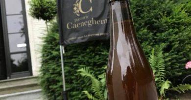 Wielerploeg De Kurte Tieze uit Kanegem stelt eigen bier voor