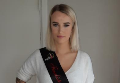 Morgen te gast in Studio Oost West: finaliste Miss Elegance 2021 Joy Vanmellaerts uit Meulebeke