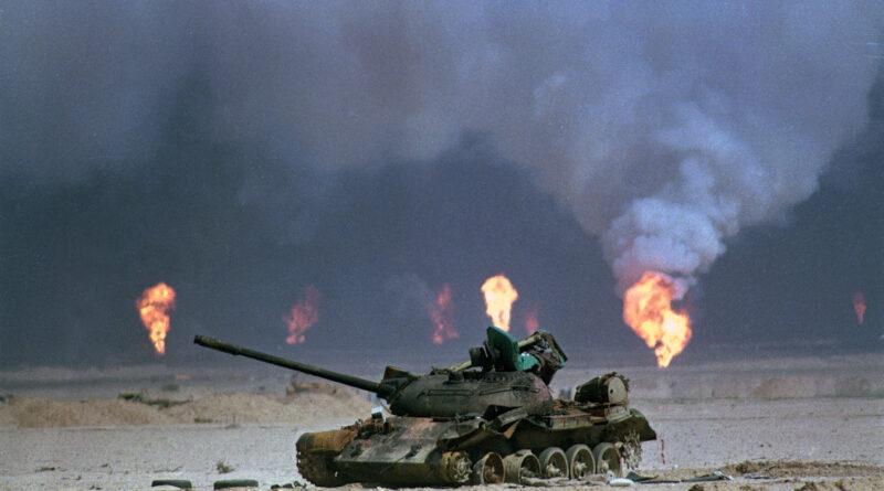 Vandaag in de Tijdslijn: VS start oorlog tegen Irak in 1991